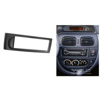 11-092 Car Audio Facia for RENAULT Megane I Scenic Stereo Dash Kit Fitting Installation Fascia Face Plate Panel  Frame ONE DIN