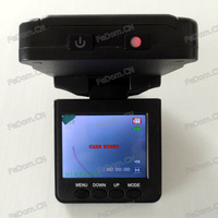 auto HD video Car Accessories Universal 2.5 inch TFT LCD Screen