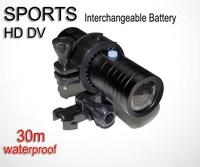 2013 Newest Mini M530 Full HD 1920*1080P Sport Action Camera Bike Mount Helmet Bracket 3M Car Holder 170 degree Free Shipping