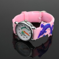 pink dolphin child watch