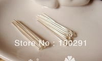 free shipping silver Plated Flat Head Pin T Pins 9 pins  Nail Findings 22gauge 50mm PICK  5000pieces