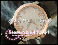 2014 new sapphire crystal Automatic mechanical Swiss watch luxury business belt men's watches waterproof