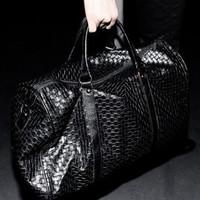 2012 man bag messenger bag large capacity travel bag  +FREE SHIPPING