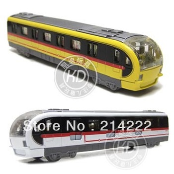 Alloy subway model metal toy WARRIOR car toy car