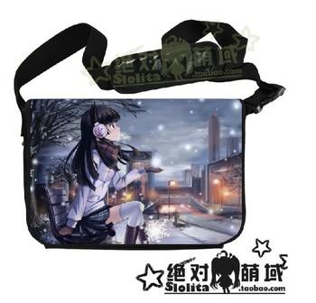 Oreimo Anime cosplay casual school bag Messenger Bags