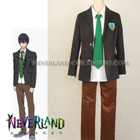 Free! - Iwatobi Swim Club Nanase Haruka or Hazuki Nagisa High School uniform Cosplay Costume full set
