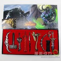 World of Warcraft (WOW) Keychain  StarCraft II  Key ring Good Quality