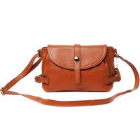 Fashion genuine leather handbag, women's 2013 lvintager bage shoulder cross-body bag small female messeng