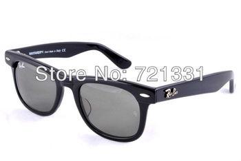 Free shipping Best quality UV400 Brand name sunglass men's/women's 2143 Designer sunglass Red frame / Green lens 50mm