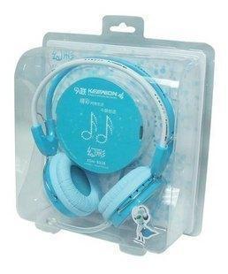 Kdm-803b headset earphones personalized fashion