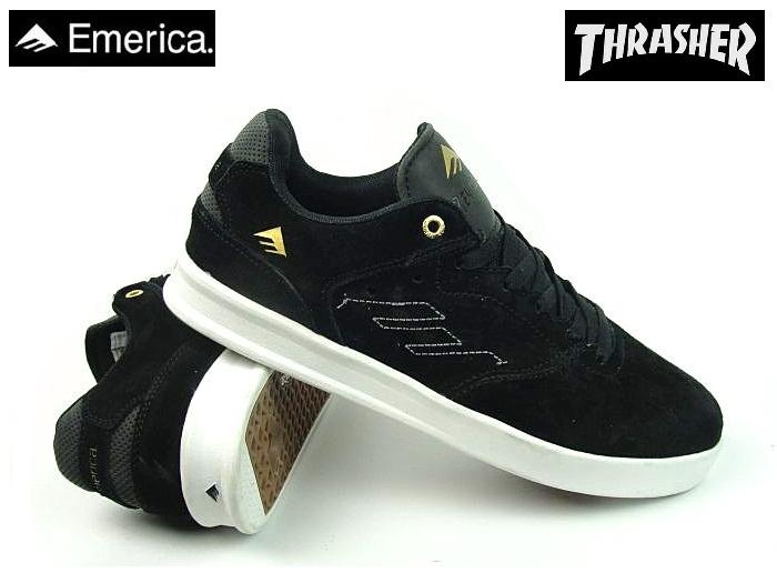 Emerica x Трэшер скейтборд обувь etnies