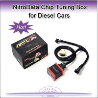 BOX D-1 New NitroData Chip Tuning Box for Diesel cars Power&Toque+35%, Fuel savings 10% , free Shipping