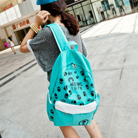 2013 women's handbag vintage backpack fashionable casual backpack elegant small all-match fresh student school bag