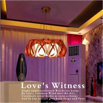 Pendant lamp modern brief pendant light restaurant lamp three head pendant light dining table lamp lamps