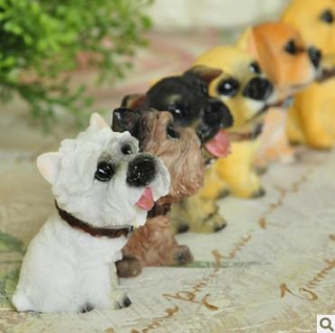 Σκυλάκια στολίδια...