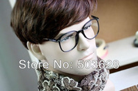 Weekly deal Unisex dressing glasses plano lens optical glasses