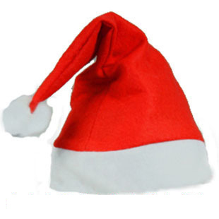 Christmas hat christmas hat hair accessory child christmas decoration(China (Mainland))