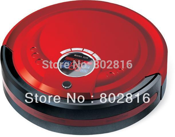 Li-ion Battery Robot Vacuum Cleaner 788 With Auto Recharged,UV lights,1L Rubblish Box