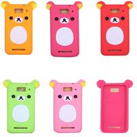 Idea-case echinochloa frumentacea m1 mobile phone case protective case m1 phone case millet 1 cartoon bear shell