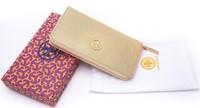 2012 cross hardware genuine leather cowhide long design purses wallet