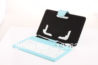 Brand New Leather Case with Keyboard and USB Interface for 7 inch Tablet PC - Green