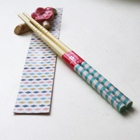 Wedding supplies wedding gift small gift wooden gift box set chopsticks
