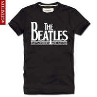 Agitation 2013 100% T-shirt cotton short-sleeve o-neck t-shirt beatles beetle beatles male t
