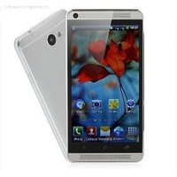 J-ONE Smartphone Android 2.3 OS SC6820 1.0GHz 4.7 Inch 3.0MP Camera- Silver