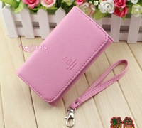 Free shipping new seven color bags for women phone wallet cute pruse