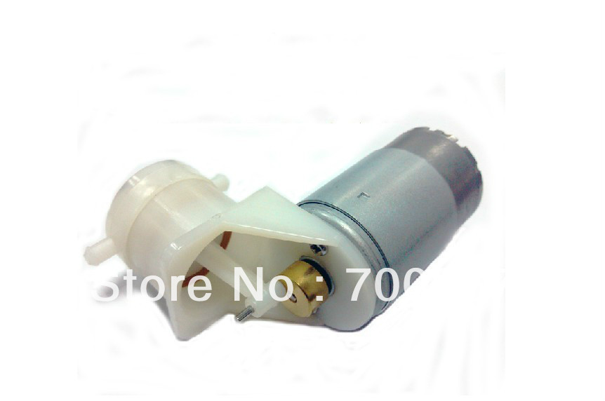 DC12V 80Kpa micro piston vacuum pump mini Pumping air pump 80Kpa Air sampling free sh