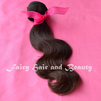 Free Shipping  Brazilian Virgin Hair Body Wave Mix length 3 pcs Lot 100% Human Hair Grade 5A No Tangle No Shedding