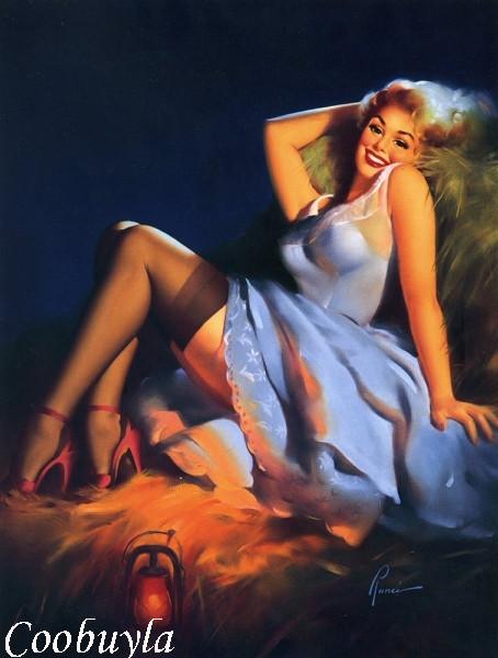 Quality erotic art