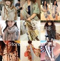 2013 new autumn/winter Korean scarf style