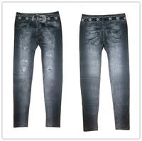 Free shipping Women's Fashion Leggings Stretch Skinny Leg Pants Jeggings ----K021