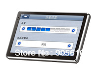 "2013 Hot 5"" car GPS navigator built in 4GB  memory/128RAM/800MHZ FM transitter  FREE MAP &SHIP"