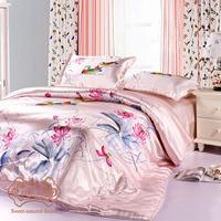 Pillow water mulberry silk piece the family set hangzhou silk bedding