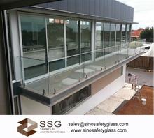 wholesale glass balustrade