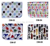 Waterproof Diaper Change Mat NEW PATTERNS 50x75 cm Baby Play Mat