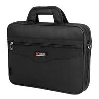 14 business bag light nylon cloth briefcase handbag shoulder bag cross-body bag file business bag