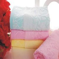 Bamboo fibre bath towel 70 140