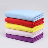 Ultrafine fiber thickening super absorbent plus size bath towel bath towel 70 170