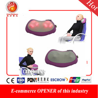 Free shipping Knead and Beat Massage Pillow for Home & Car