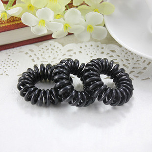 Telephone cord headband hair rope tousheng hot-selling headband Large telephone cord headband