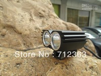 Excellent SolarStorm X2 Bicycle light 2000LM 2 x Cree XM-L U2 LED 4 Modes 18650 Battery pack Free Shipping