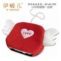 Fridge Usb Gadget 2014 Limited Direct Selling Orange free Shipping B334 Far Infrared Cartoon Usb Hand Warmer Mouse Pad Po 100g