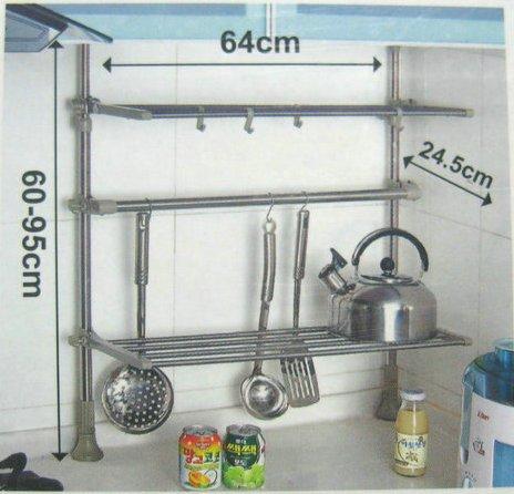 Escorredor De Pratos Cabideiro Wall Shelf 2014 Time-limited Rushed Metal Seasoning free Shipping K209 Shelf Cabinet Rack 1.3kg(China (Mainland))