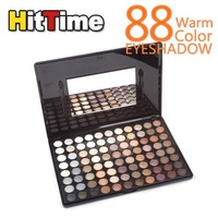 New Makeup Warm Pro 88 Full Color Eyeshadow Palette  [1703|01|01]