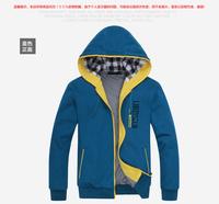 2013 new Korean version of casual men's cardigan sweater Slim influx of men, a great version of type, college wind!