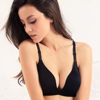 Yoga seamless one-piece design comfortable wireless sleeping bra t61
