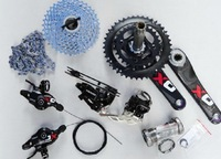 mountain bike groupset 30 speed ,new xo groupset